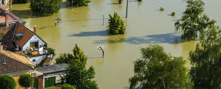 Les eaux pluviales et la stratégie de l'aménagement du territoire