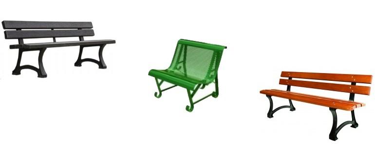 Aménager son espace extérieur avec le banc public