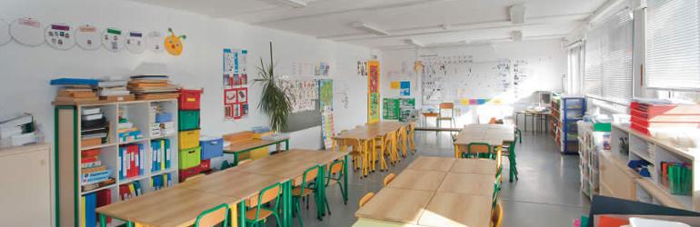 Profitez du service installation pour le mobilier scolaire