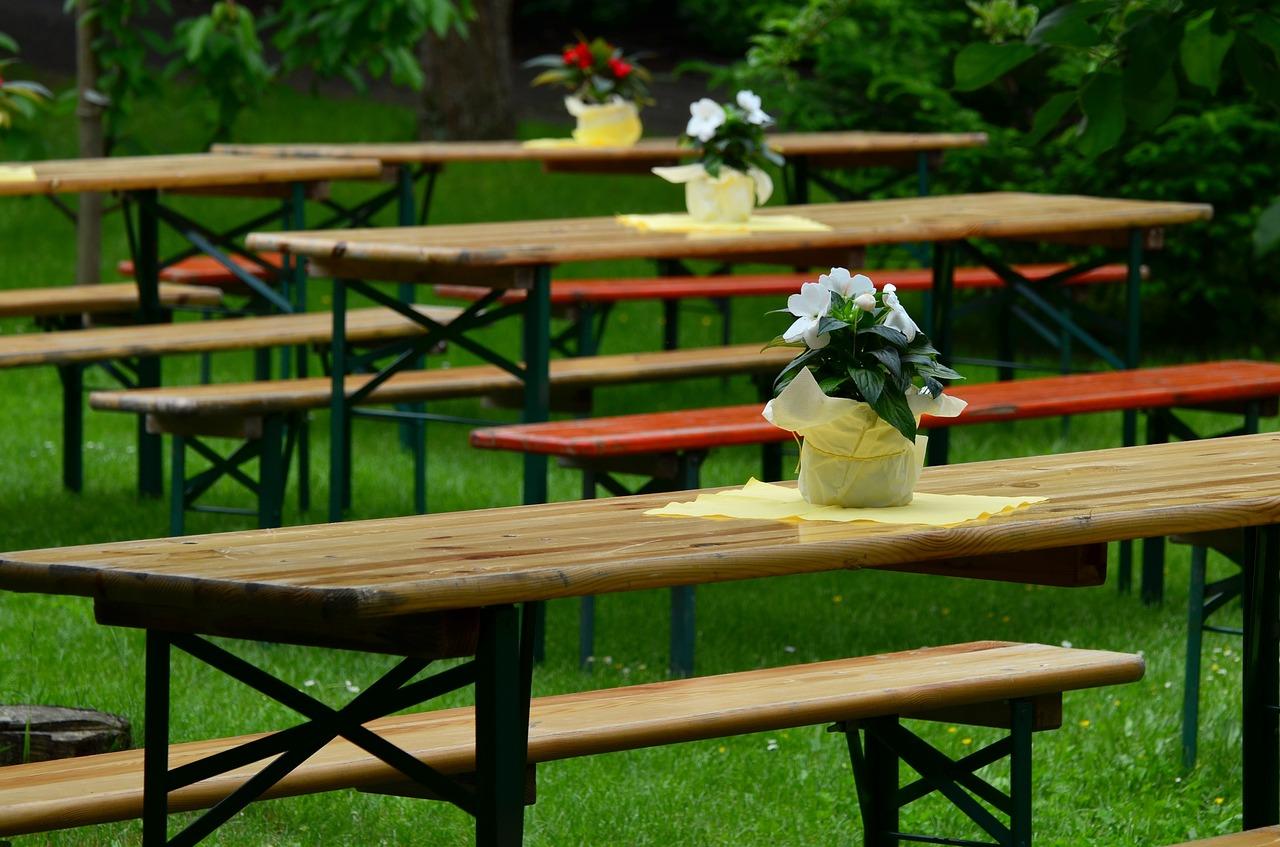 La table pliante pour vos événements communaux
